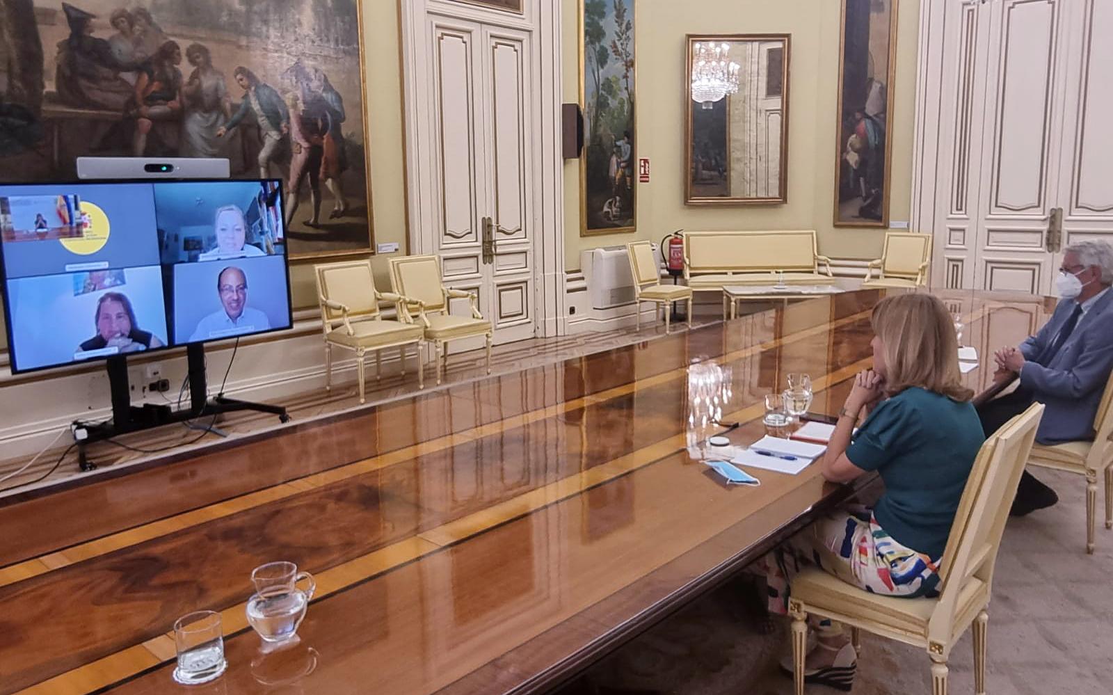 reunión ministra educación con ceapa agosto 2021